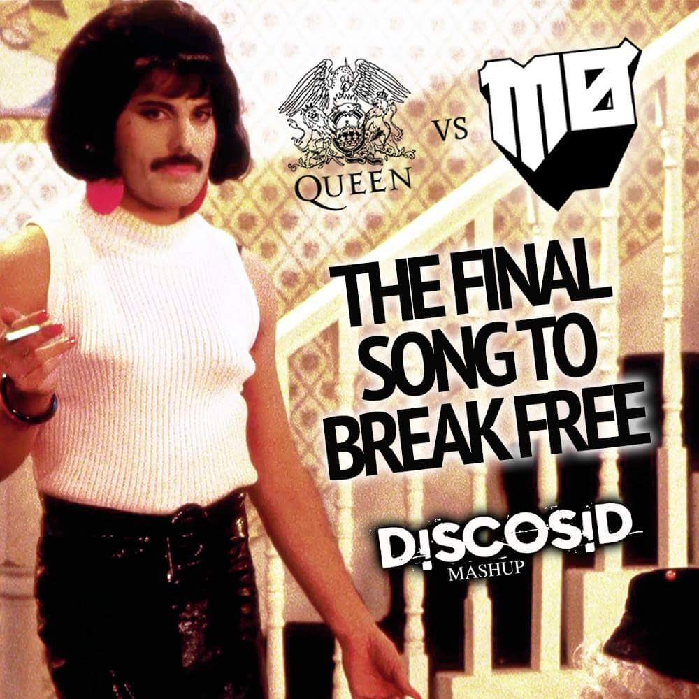 Queen Vs Mo - The Final Song To Break Free (Discosid Mashup)